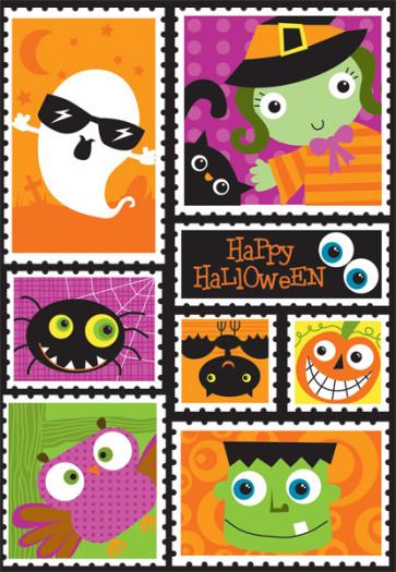 Kids Stickers | Halloween Fun Stickers