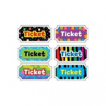 Classroom Rewards | Colourful Tickets to Use as Reward Tokens or Activity Props