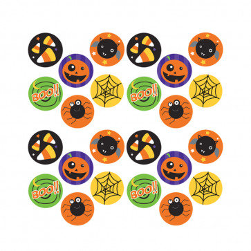 Kids Stickers | Halloween Fun Hot Spot Stickers