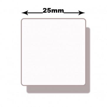 Custom Stickers | Bespoke 'Own Design' Square Stickers - 25mm