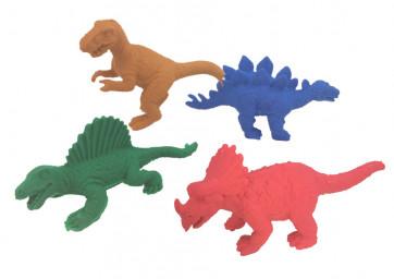 Party Bag Filler   Large Dinosaur Erasers 3D
