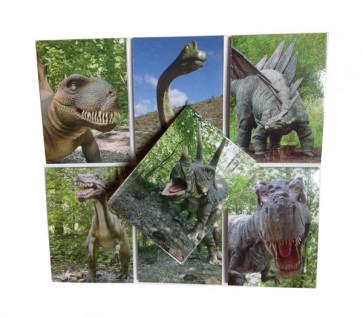 Teacher Class Gifts | Daring Dinosaur Small Notepads for Kids