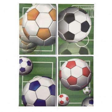 Teacher Class Gifts | Football - Goal Scorer Notepads for Kids