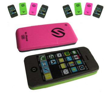 Kids Erasers | iPhone novelty erasers