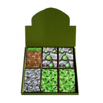 Teacher Class Gifts | Block Camoflage Small Notepads for Kids