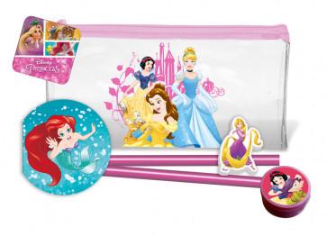 Disney Princess Stationery   Disney Princess Official Filled Pencil Case