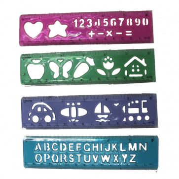 Great Value Gifts | Kids Stencils - Great Party Bag / End of Term Gift