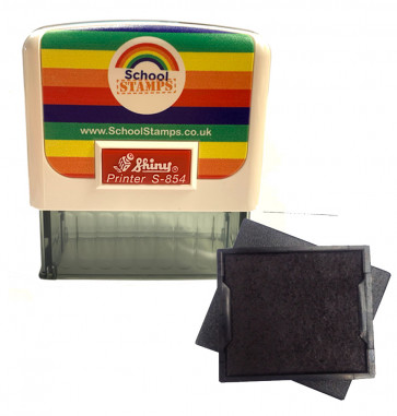 Stamp Refills | Shiny S-854 Stamp Refill Ink Pad