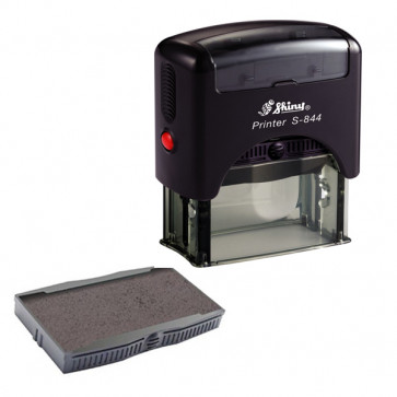 Stamp Refills   Shiny S-844 Stamp Refill Ink Pad