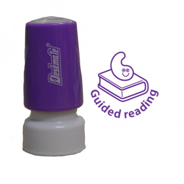 School Stamp | Guided Reading Self-inked School Stamp