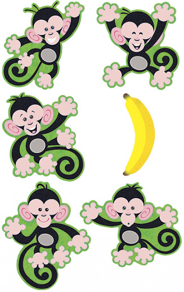 Picture Cards for Children | Monkey Variety Pack