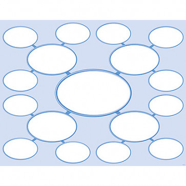 Web Story Diagram  Wipe Off Wall Chart