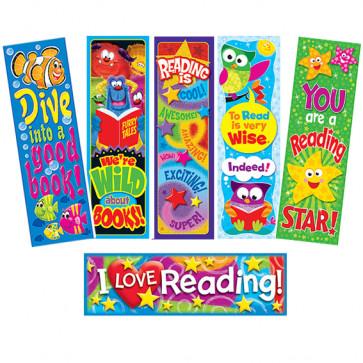 School Bookmarks | Popular Designs Pack