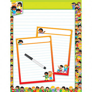Reusable Wall Poster and Chart Kit
