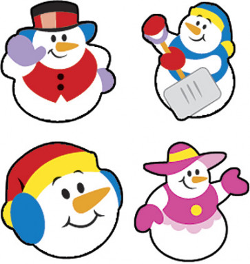 Small stickers | Super Snowman Friends
