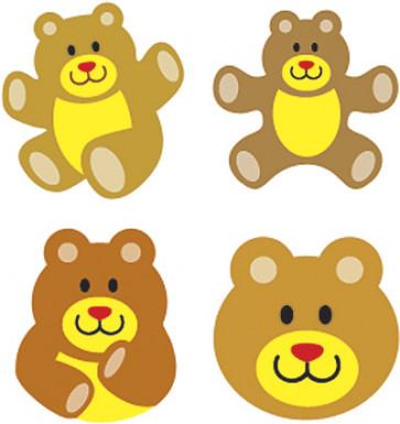 Children's Reward Stickers | Teddy Bear SuperSpots -  Great for Reward Charts