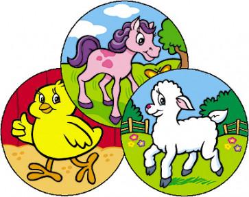 Kids Stickers | Cuddly Critters Scratch n Sniff Reward Stickers
