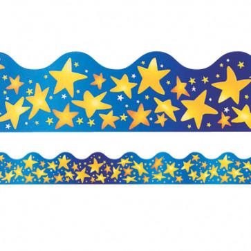 Classroom Displays   Star Brights Design Borders