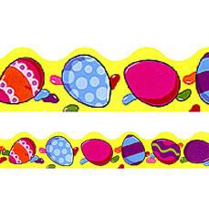 Classroom Display Borders   Easter Egg Fun