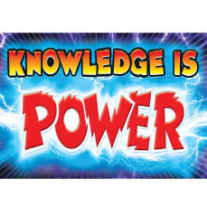 Posters for Children | Knowledge is Power