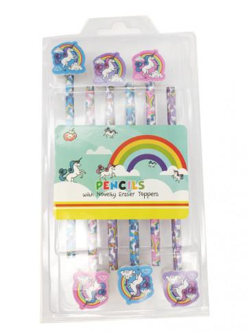 Class Gifts | Unicorn Pencils & Topper Gift Set