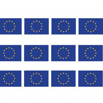 Classroom Borders | EU Flag  / European Union Flag