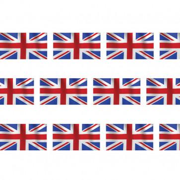 Classroom Borders / Trimmers | Union Jack Flag  /  British Flag