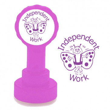 Teacher Stamps | Independent Work School Stamps