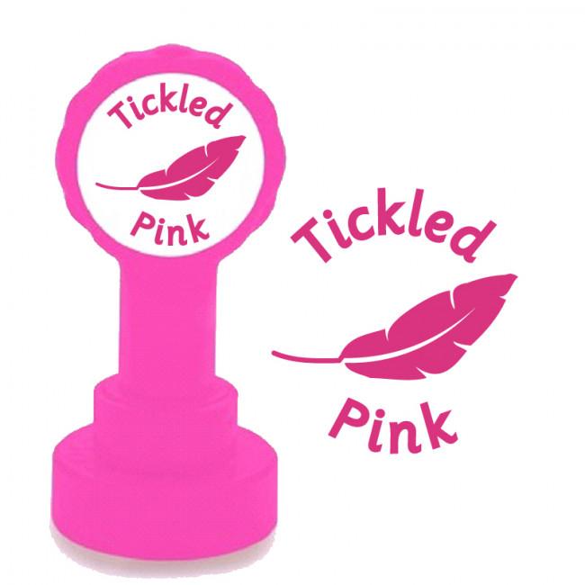 Tickled Pink!