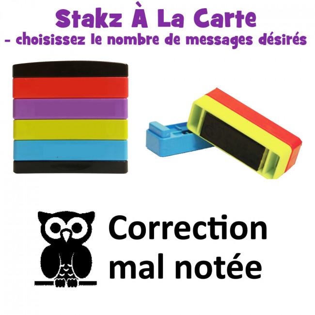 Teacher Stamps Correction Mal Not 233 E Pick N Mix Stakz