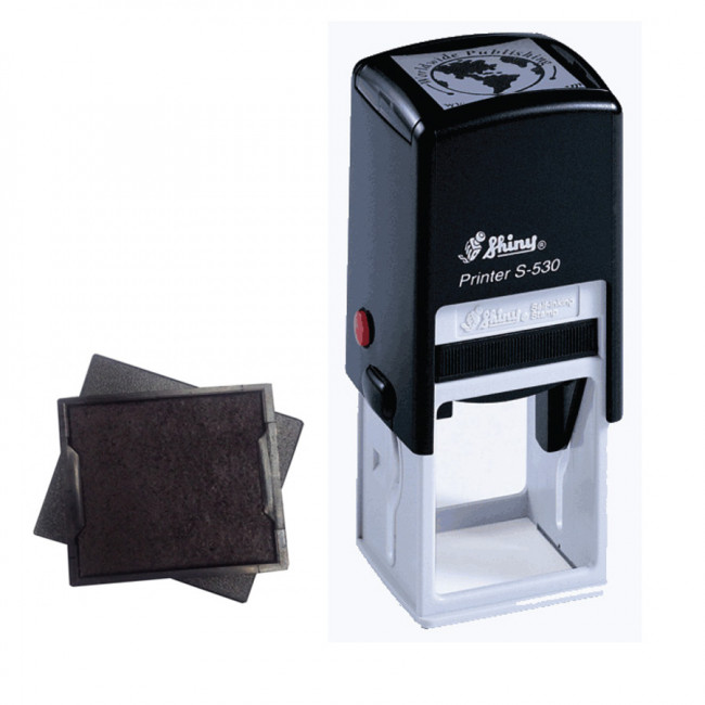 stamp refills shiny s 530 stamp refill ink pad free delivery