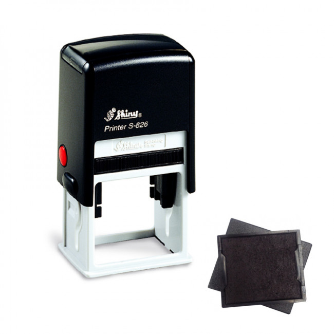 Ink Refill for self-inking stamps and ink pads