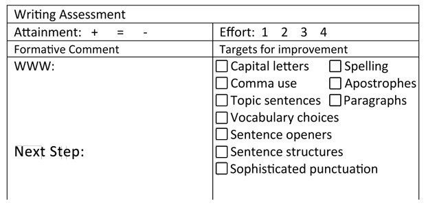 School stamp writing assessment marking and feedback stamp large teacher stamp writing assessment targeting marking feedback stamper close view expocarfo Image collections