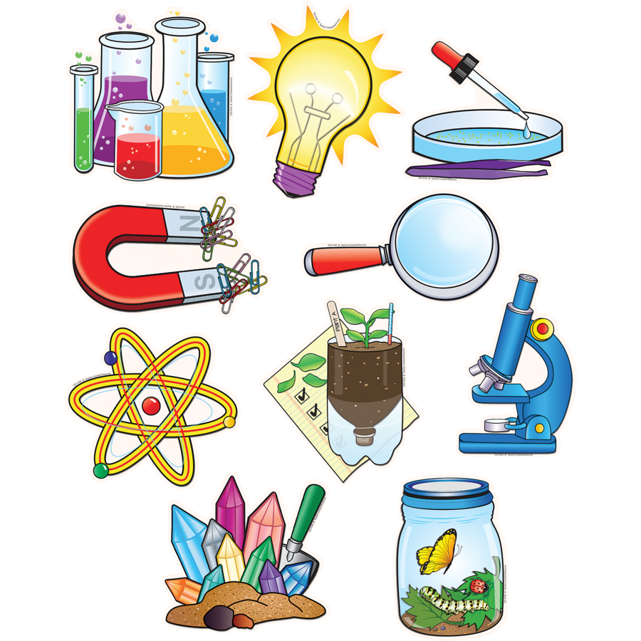 Interactive Classroom Design Tools ~ Display cut out cards science outs free delivery