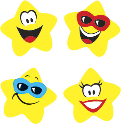 School stickers star brights stickers for kids free for Images of stars for kids