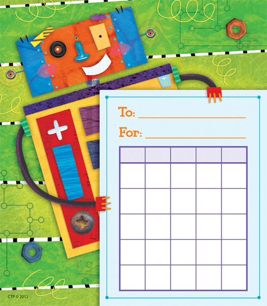 reward chart pads