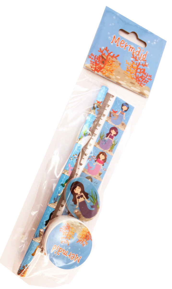 Classroom Design And Delivery ~ Class gifts party bags mystical mermaids stationery