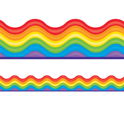 classroom display borders rainbow promise design free delivery