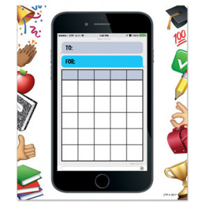 Reward Chart Pad | Smart Phone Fun Reward Chart Pad