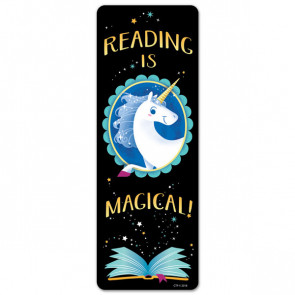 Kids Bookmarks | Reading is Magical! Unicorn Bookmarks
