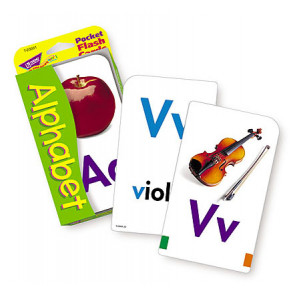 Educational Games | Alphabet Flash Cards