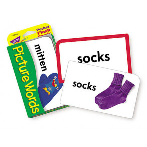 Flash Cards | Picture Words Educational Games