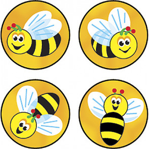 Bees Buzz Stickers for Children