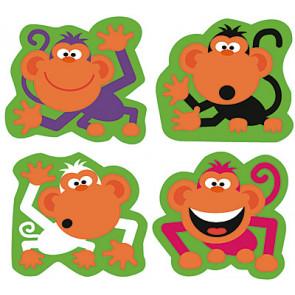 Kids Stickers   Monkey Antics Animal Stickers