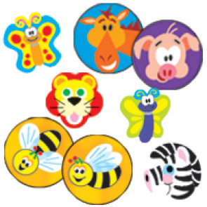 Animals Marking Stickers