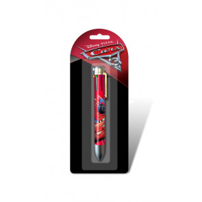 Class Gifts | Disney Cars 3 Presentation Pack 6 Colour Pen