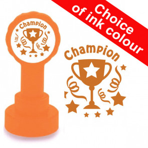 Teacher Stamps | Champion Trophy Design School Stamp