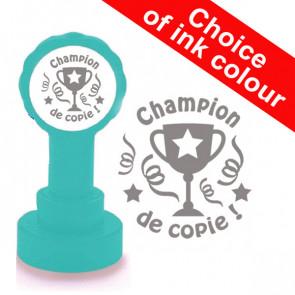 Teacher Stamps | Champion de copie French Language School Stamp