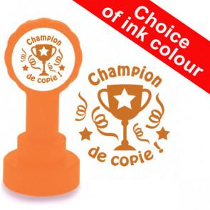 Teacher Stamps | Champion de copie French Language Teacher Stamp