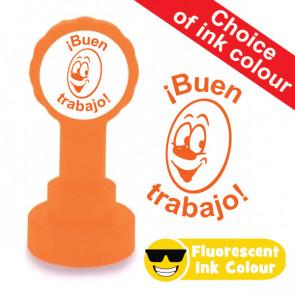 Teacher Stamp   ¡Buen trabajo! Spanish Language Teacher Stamp